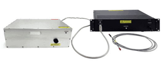 Picosecond DPSS Laser head with PU